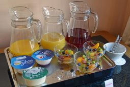 Breakfast Fruit Juices